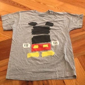 Mickey Mouse Disney brand graphic tee